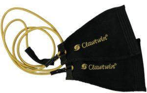 corde à uchi-komi de judo-Titanium 4 - Clawtwin - noir & or