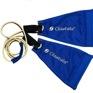 Corde à uchi komi bleu et or - Clawtwin